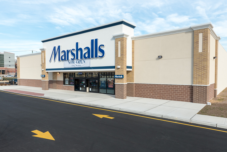 Marshalls Retail In Garfield Nj March Associates Construction